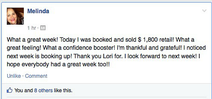 60 Day Success Challenge Testimonials