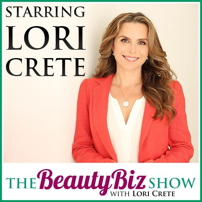 Lori Crete on The Beauty Biz Show