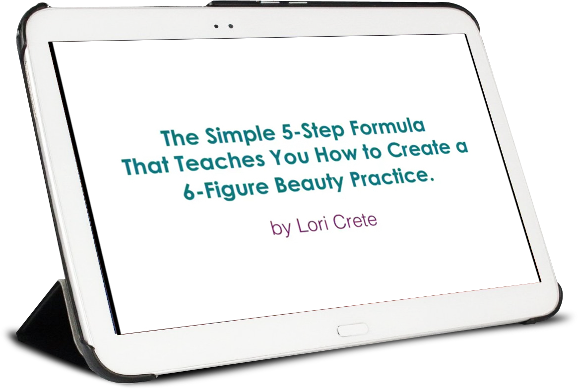 5 Steps To 6 Figures With Lori Crete