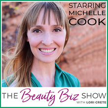 Michelle Cook on The Beauty Biz Show