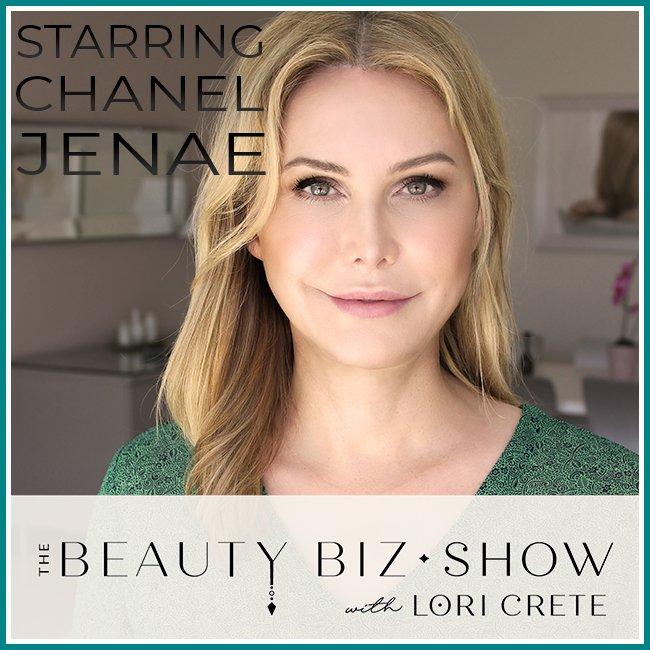 Chanel Jenae on The Beauty Biz Show with Lori Crete