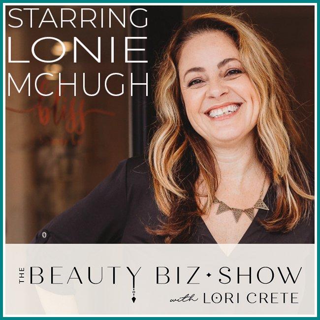 Lonie McHugh on The Beauty Biz Show