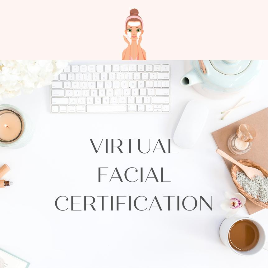 Virtual Facial Certification Program