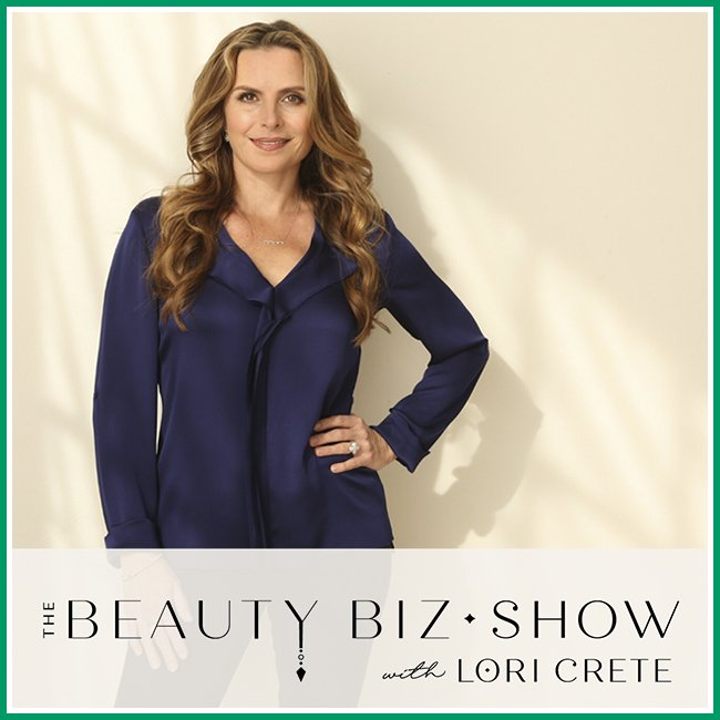 Confidently Moving Into the Unexpected on The Beauty Biz Show with Lori Crete